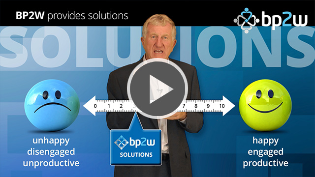 How does BP2W improve productivity?
