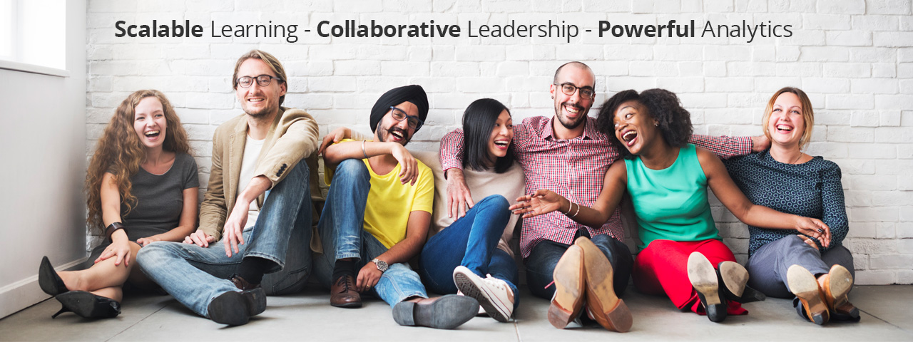 Scalable Learning Collaborative Leadership Powerful Analytics
